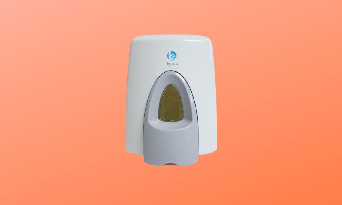 Toilet sanitiser service